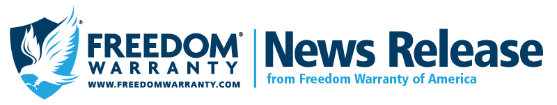 Freedom Warranty News Release