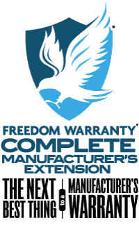 Freedom Warranty Complete Manufacturer's Extension
