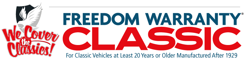 Freedom Warranty Classic Vehicle Protection Plan