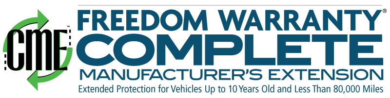 Freedom Warranty Manufactuer's Extension Plan